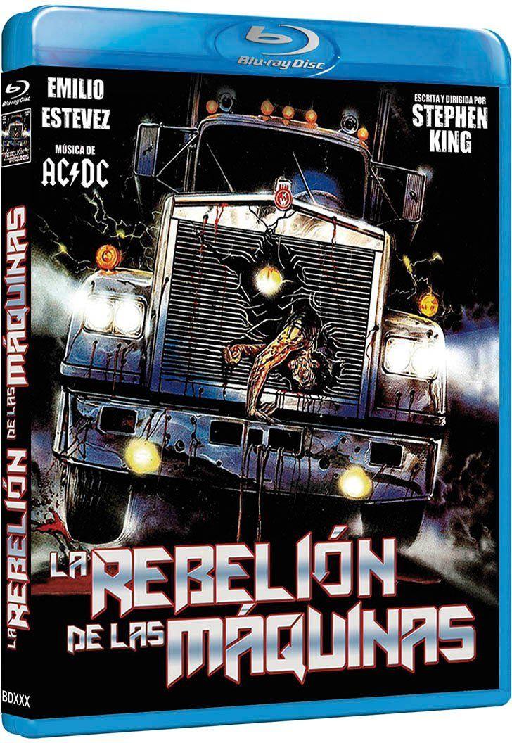 Blu-Ray La Rebelion de las maquinas