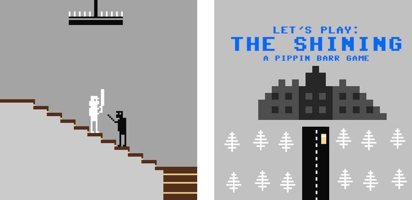 El Resplandor Atari 2600