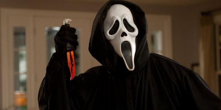 Scream Personajes