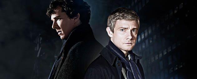 Sherlock Especial Navidad