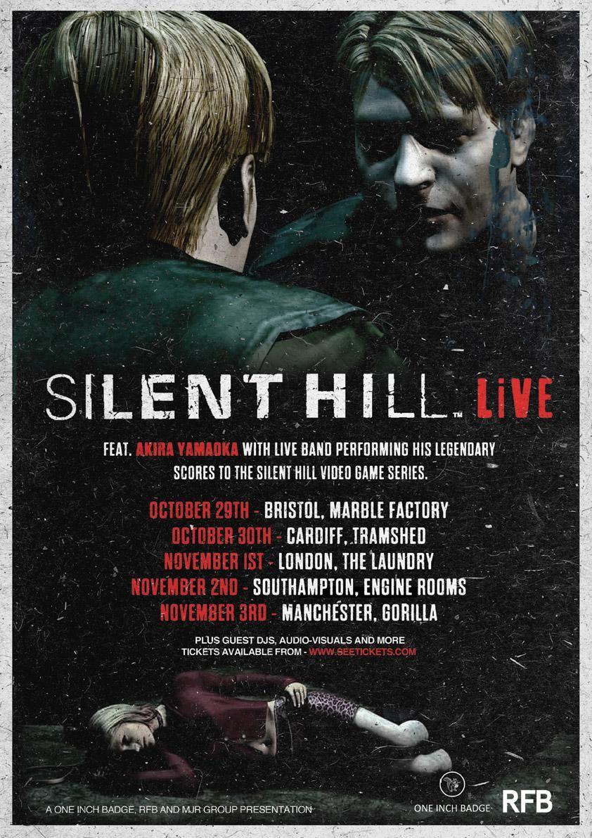 Conciertos Silent Hill