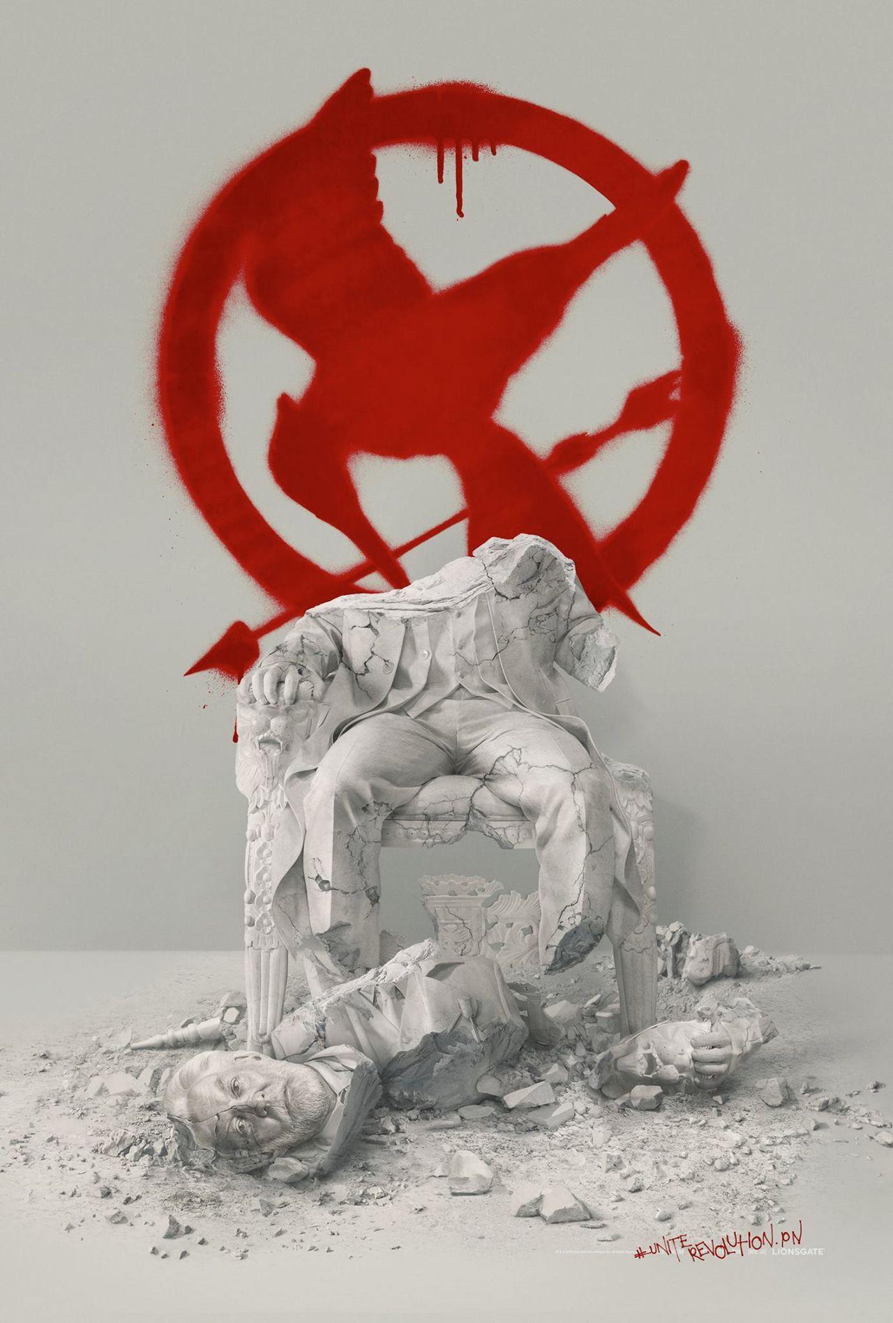 Nuevo Teaser Poster Sinsajo