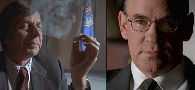 Skinner y FUmador