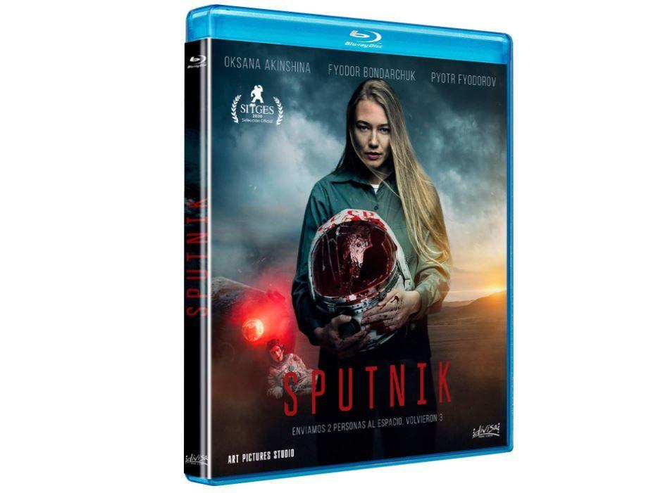 Sputnik Blu-Ray