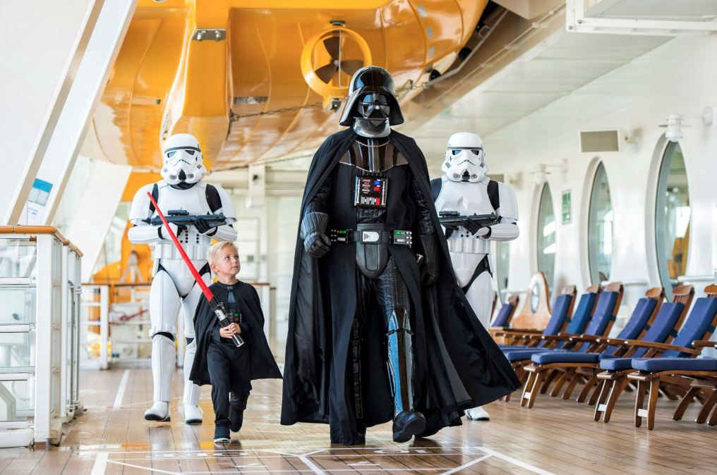 Crucero Star Wars