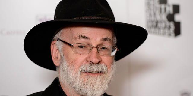 Terry Pratchet fallecido