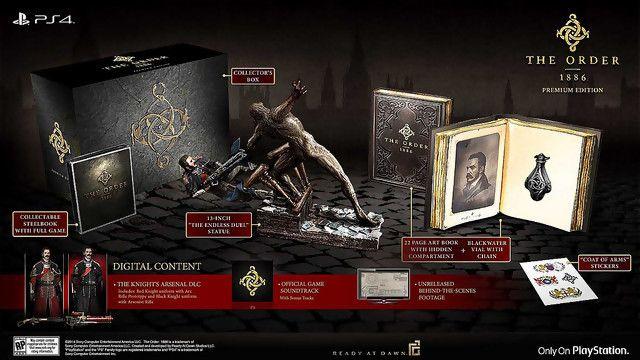The Order 1886 Edición Premium