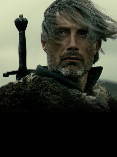 Mads Mikkelsen Geralt de Rivia