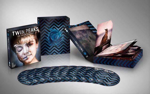 Twin Peaks Misterio Completo Blu-Ray