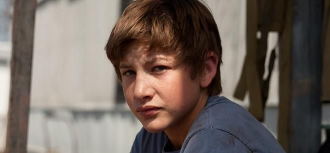 Tye Sheridan Boy Scouts vs Zombies
