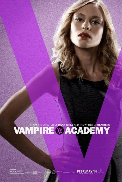 Vampire Academy Poster 1