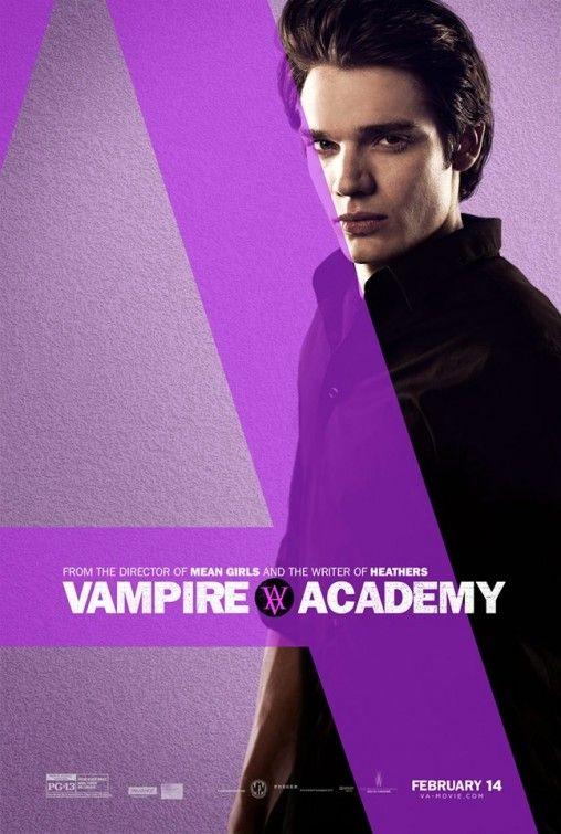 Vampire Academy Poster 2