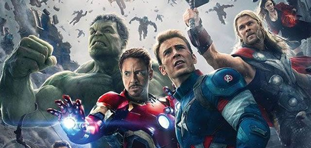 Iron Man Poster Personajes