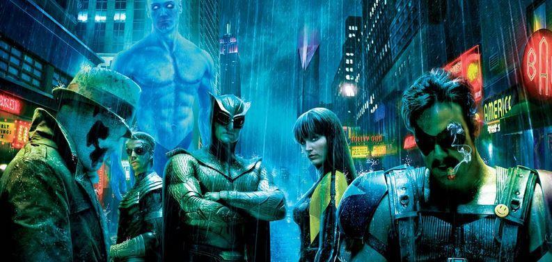 Zack Snyder y la HBO hablan de una serie de Watchmen