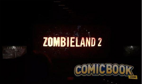 Logo Zombieland 2