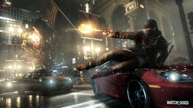 Watch Dogs guionistas