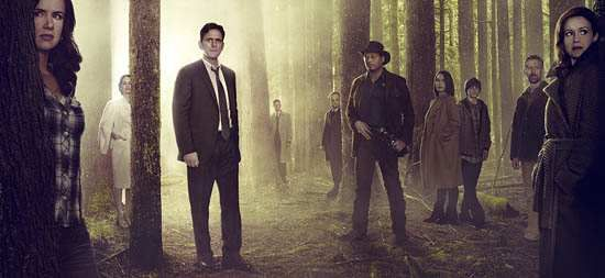 Wayward Pines Actores 1