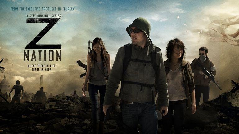 Z-Nation renovada tercera temporada